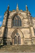 bakewell church - stock photo