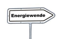 Energy transition Stock Illustration