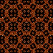 Refined wood decorative background pattern Stock Illustration