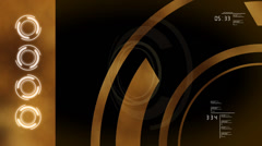 Abstract motion  video background - stock footage