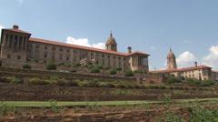 Union Buildings Pretoria South Africa 03 PAL Stock Footage