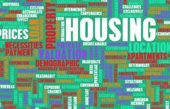 Housing Stock Illustration