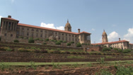 Stock Video Footage of Union Buildings Pretoria South Africa 03 NTSC