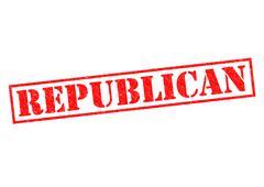 Republican Stock Illustration