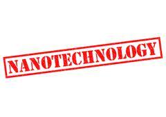 Nanotechnology - stock illustration