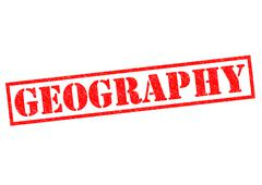 Geography - stock illustration