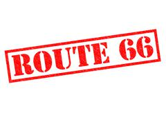 Route 66 Piirros