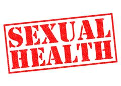 Sexual Health - stock illustration