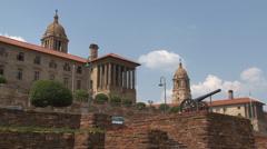 Union Buildings Pretoria South Africa 08 PAL Stock Footage