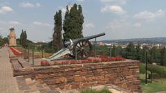 Union Buildings Pretoria South Africa 10 PAL Stock Footage