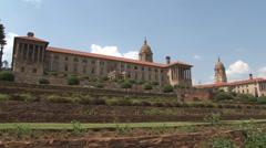 Union Buildings Pretoria South Africa 04 NTSC Stock Footage