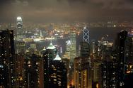 Stock Photo of hong kong special administrative region in china