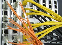 Internet-palveluntarjoajalta viestintälaitteet Kuvituskuvat