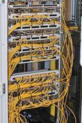 Server Rack Data Center Kuvituskuvat