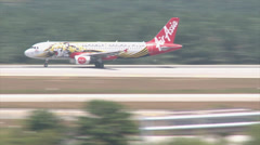 Air Asia - HD Stock Footage