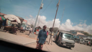 Stock Video Footage of Street scene in Mogadishu, Somalia