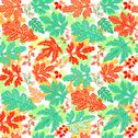 Stock Illustration of seamless leaf pattern.leaf background. autumn seamless pattern. vector backdr