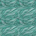 Stock Illustration of seamless abstract hand-drawn waves pattern, wavy background. seamless pattern