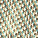 Stock Illustration of abstract seamless repeat pattern with rhombs
