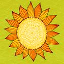 Stock Illustration of stylized sun, vector