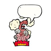 Cartoon devil Stock Illustration