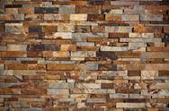 Stock Photo of brick wall background
