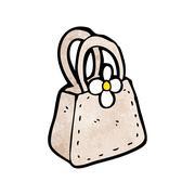 Stock Illustration of cartoon gift bag