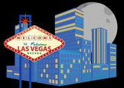 Stock Illustration of las vegas