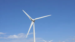 windpower - stock footage