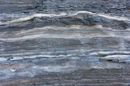 Stock Photo of Geology - Sedimentary structures - Planar / Varve Layers