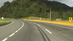 Driving on Highway, Interstate Roads, Cars Stock Footage