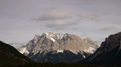 Peak in Austrain Alps (Ultra HDTV) Stock Footage