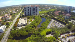 Vanderbilt Beach Resort Naples - stock footage