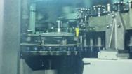 Stock Video Footage of automation of plastic bottles