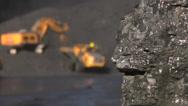Mining - Truck Loading Stock Footage