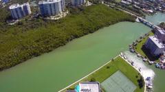 Naples Florida Stock Footage