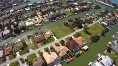 Marco Island Florida Stock Footage
