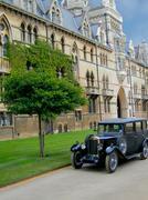 Oxford University London Kuvituskuvat