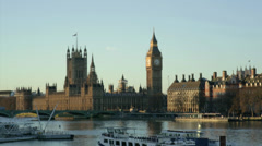 House of Parliament 1 Stock Footage