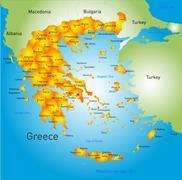 Stock Illustration of Greece