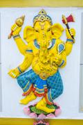 ganesh. - stock photo