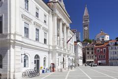 Piran, Slovenia Stock Photos