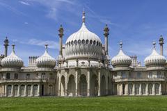 Stock Photo of royal pavilion, brighton, sussex, england, united kingdom, europe