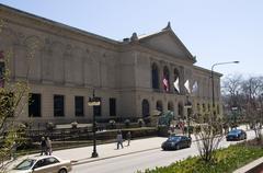 Chicago, illinois, united states of america, north america Stock Photos