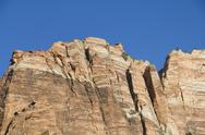 Stock Photo of zion national park, utah, united states of america, north america
