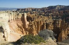 bryce canyon national park, utah, united states of america, north america - stock photo