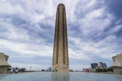 Liberty memorial in kansas city, missouri, united states of america Stock Photos