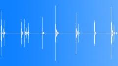 Wooden box closing sounds Sound Effect