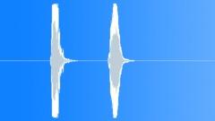 Chirp signal - sound effect