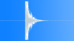 Loud knock - sound effect